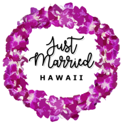Just Married Hawaii